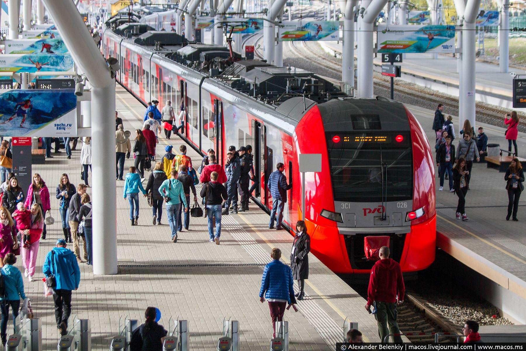 РЖД за 2016 год закупили 152 новых вагона электричек
