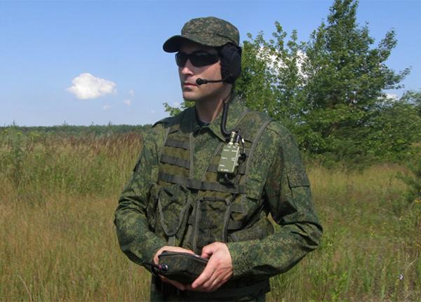 Армия получила радиостанции «Восход» позволяющие оставаться на связи в любых чрезвычайных ситуациях