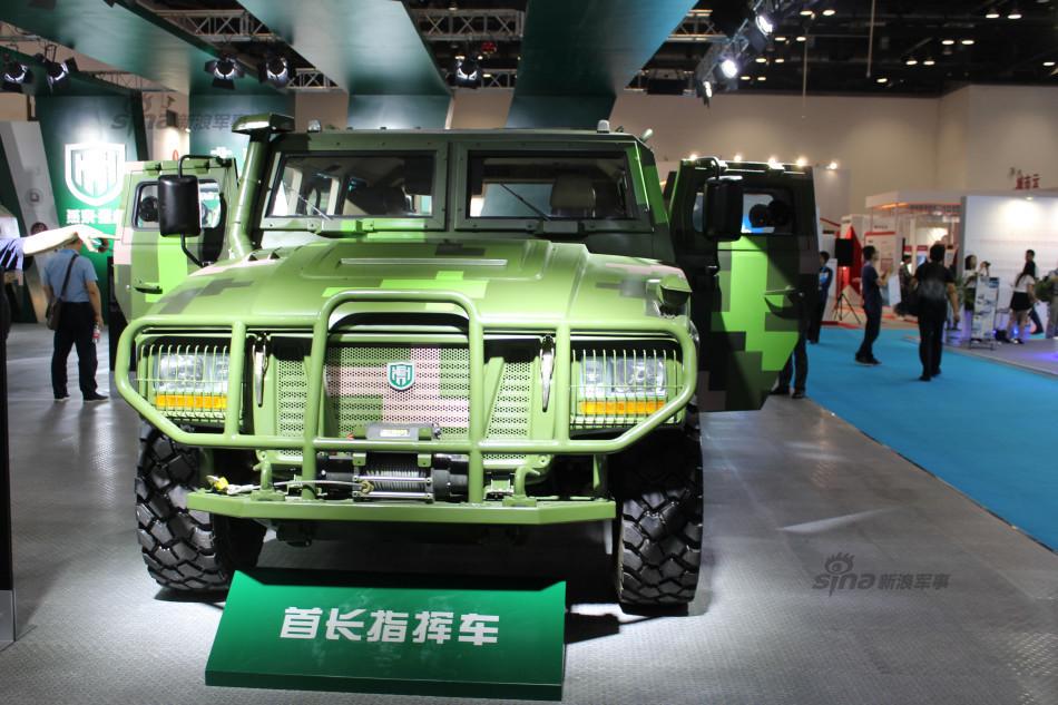 """Российский бронеавтомобиль """"Тигр"""" начали по лицензии производить в Китае"""