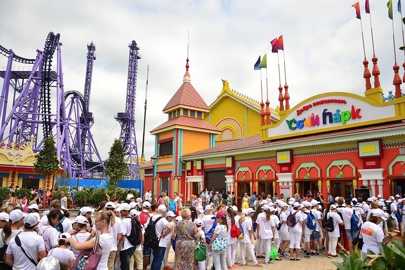 Сочинский парк развлечений впервые вошел в топ-25 лучших в Европе