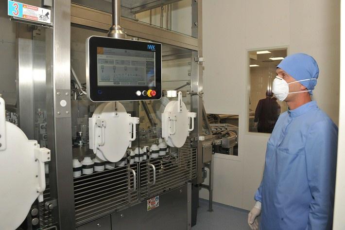 «Татхимфармпрепараты» запустило новое производство глазных лекарст