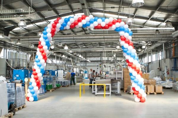 Угличский завод полимеров в Ярославской области запустил новую производственную линию