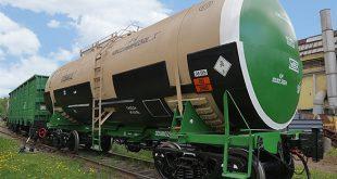 Уралвагонзавод запускает в серийное производство специализированную цистерну с подогревом груза