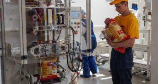 В Ставропольском крае запущена новая линия по выпуску макаронных изделий