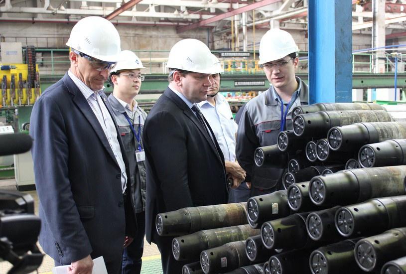 В Свердловской области открыта линия по производству бурильных труб