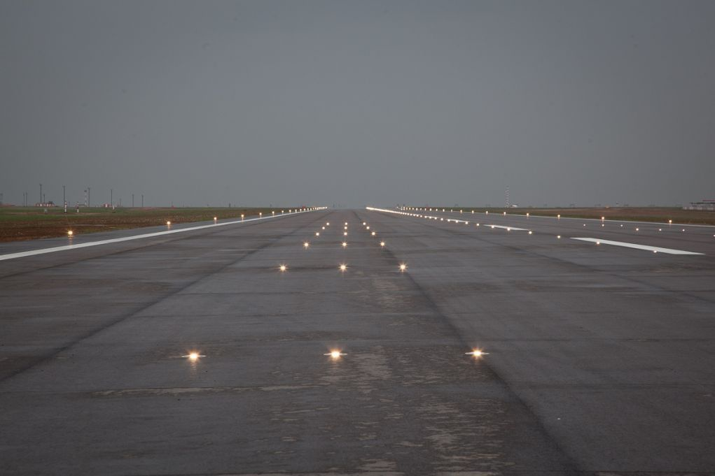В аэропорту Волгограда открылась новая ВВП