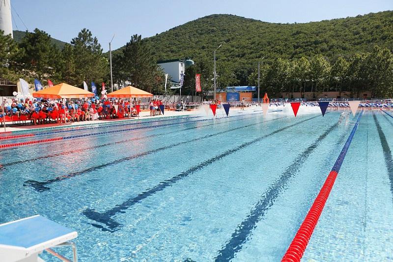В рамках проекта «500 бассейнов» в Краснодарском крае открыт новый спортивный комплекс