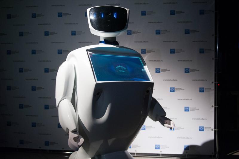 В столице появится первый робот-гид