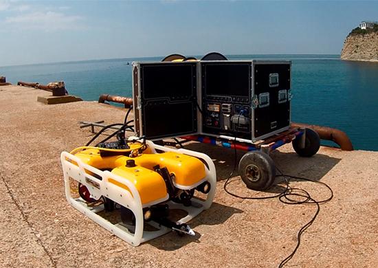 ВМФ России получит 10 новейших телеуправляемых необитаемых подводных аппаратов «Марлин-350»2
