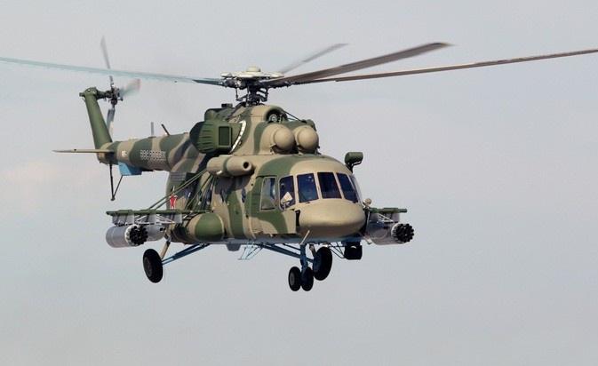 Минобороны получило первую партию Ми-8АМТШ от «Вертолетов России» раньше срока