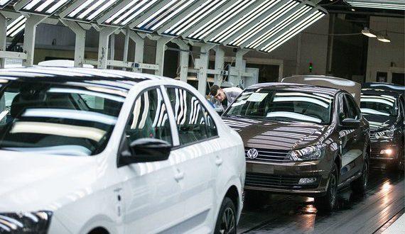 Volkswagen Polo собираемые в Калуге начали поставлять в Мексику