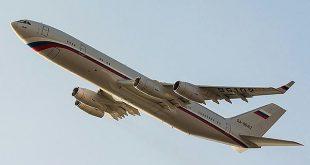 Воздушный пункт управления на базе Ил-96-400 получило Минобороны РФ