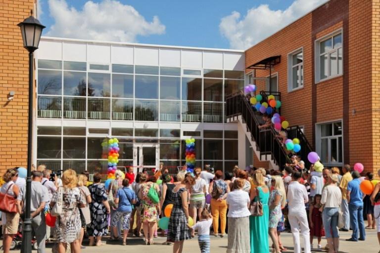 новый детский сад №8 «Цветик-семицветик» В Коломне открылся новый детский сад