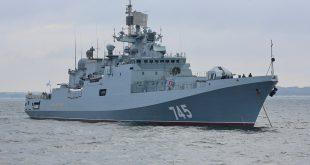 Индия купит три российских сторожевых корабля