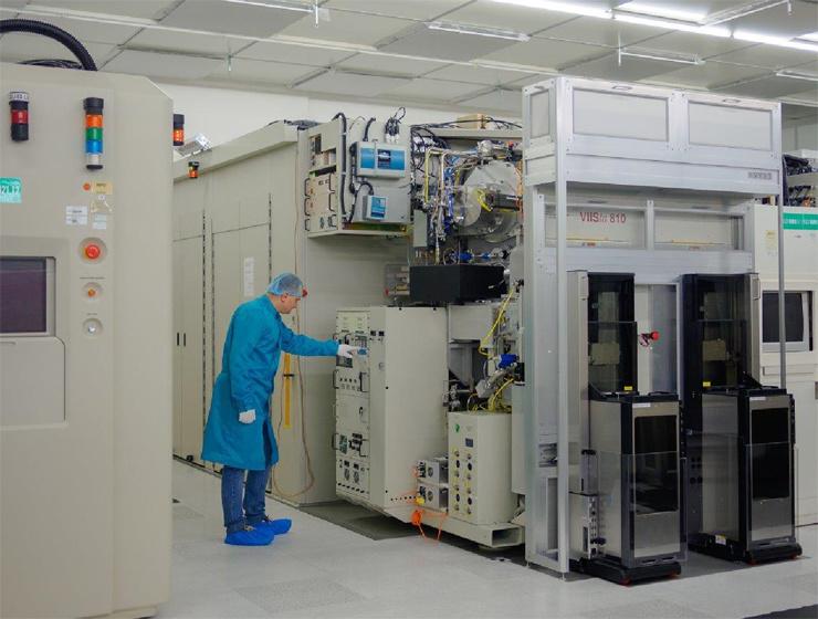 Фабрика микроэлектроники «Ангстрем-Т» введена в эксплуатацию