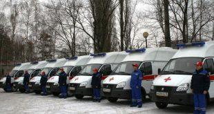 Липецкая область получила новые автомобили скорой помощи