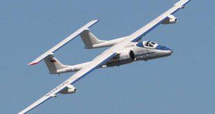 Высотный самолет М55 «Геофизика» поучаствует в международных исследованиях верхних слоев атмосферы