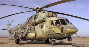 В Алжир поставлена очередная партия Ми-171Ш