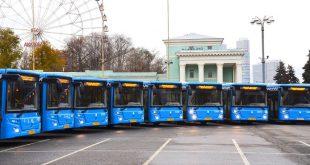 Мосгортранс получил первые 35 автобусов из 333 новых автобусов по контракту жизненного цикла