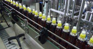 На Алтае открыли две производственные линии в цехе по выпуску прохладительных напитков