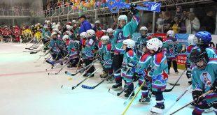 Новая ледовая арена открыта в Амурской области