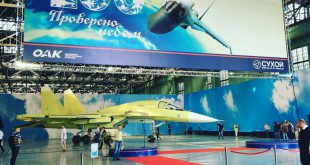 Новосибирский авиационный завод выпустил сотый самолёт Су-34