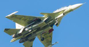 Су-30СМ новой постройки 2016 года