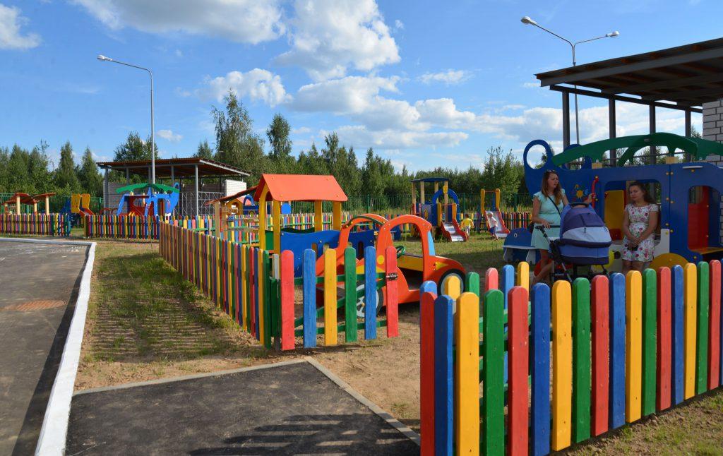 Новый детский сад открыли в Костроме2