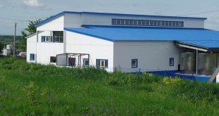 Новый молочный завод заработал в Воронежской области
