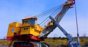Новый отечественный экскаватор начал работать на угольном разрезе Кемеровской области