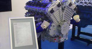 Новый российский мотор V12 показал НАМИ для проекта «Кортеж»