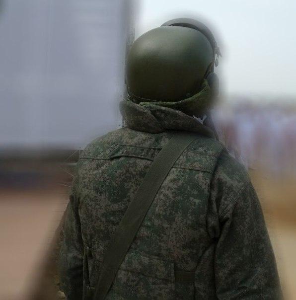 Новый российский защитный комплект танкистов «Ратник-ЗК»
