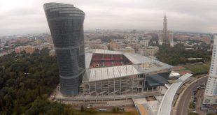Новый стадион ЦСКА введён в эксплуатацию