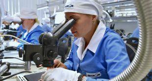 Новый цех микроэлектроники открыт в Удмуртии