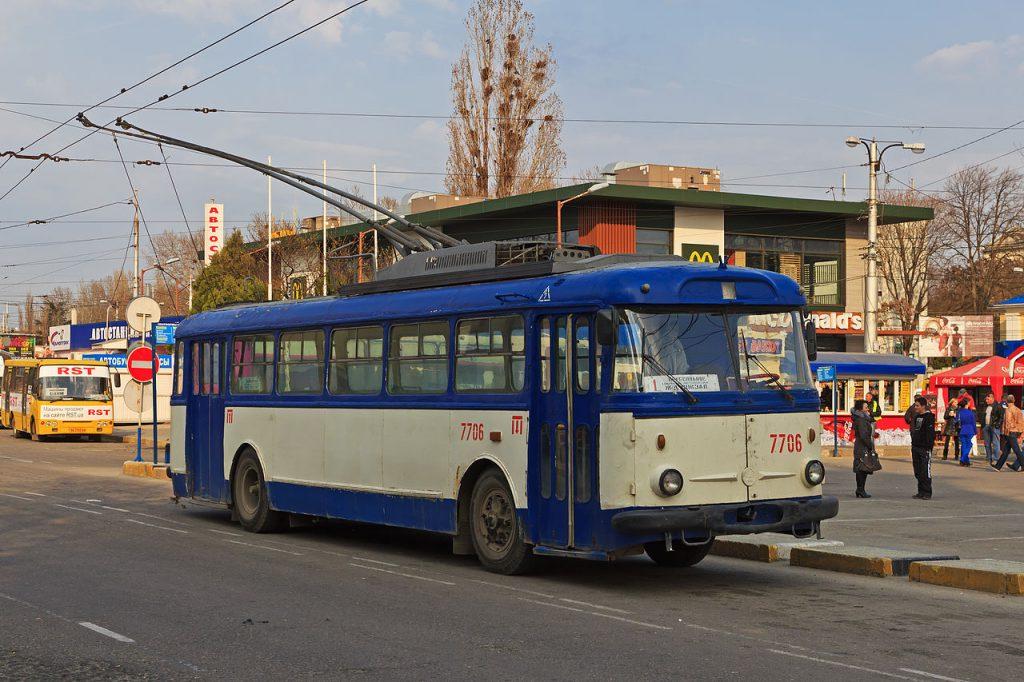 О новых автобусах и троллейбусах в Крыму