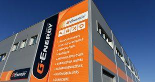 Первая станция G-Energy Service открылась в Венгрии