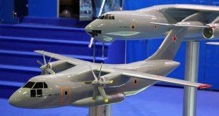 Появились первые фотографии сборки нового самолёта Ил-112
