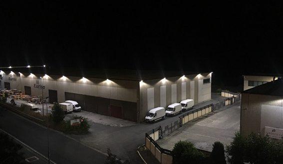Российские LED-светильники «ФЕРЕКС» выбрали в Испании для освещения индустриальных зон
