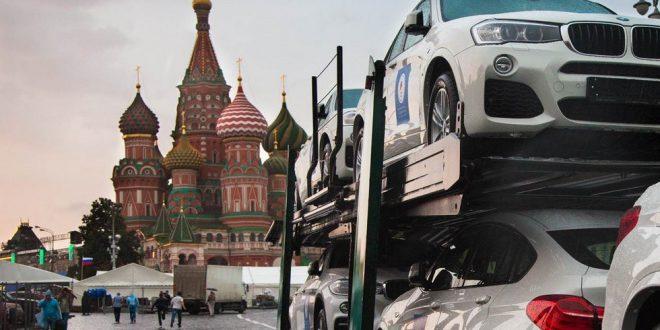 Российские спортсмены-призеры Олимпийских игр получили внедорожники BMW произведенные в Калининграде