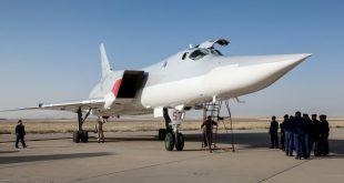 Россия разместила в Иране бомбардировщики дальней авиации