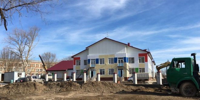 Сразу четыре детских сада на 740 мест открыли на Ставраполье