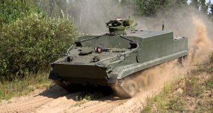 Стал известен облик бронетранспортера БТ-3Ф