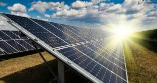 Строительство сразу шести солнечных электростанций начато в Астраханской области