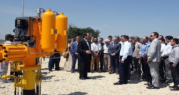 «Стройтрансгаз» строит газопровод в Македонии