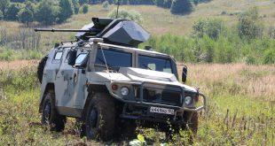 Тигр обзавелся дистанционно управляемым боевым модулем с 30-мм пушкой