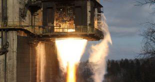 Успешно прошли огневые испытания нового двигателя межконтинентальной ракеты РС-28 Сармат