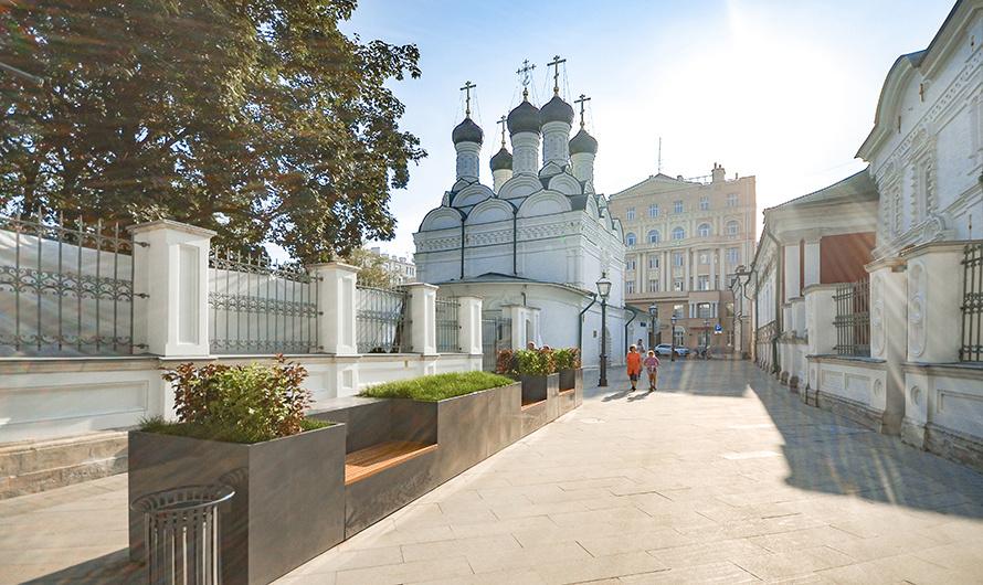 В Москве открыли более 20 обновленных улиц по программе «Моя улица»