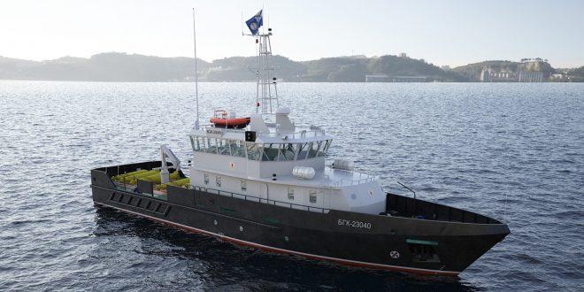 В Нижнем Новгороде заложили для ВМФ два гидрографических катера