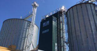 В Псковской области открыт новый современный зерносушильный комплекс