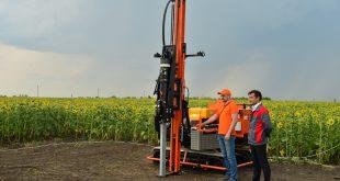 В Саратовской области начато строительство промышленной солнечной электростанции